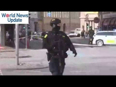 Copenhagen shooting   Gunman fires shots at police in Tivoli Gardens   World   News