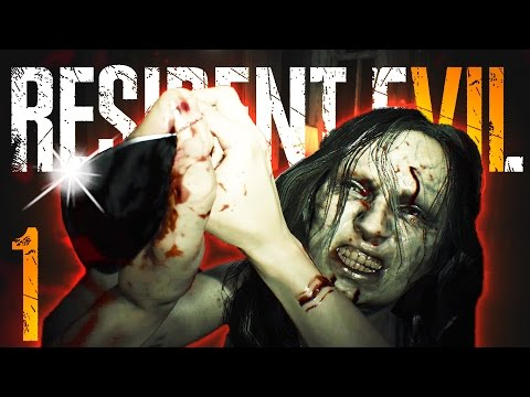 WELCOME TO THE FAMILY!!  Resident Evil 7  Part 1