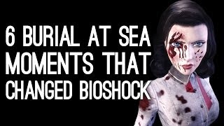 6 Burial at Sea Moments That Changed Bioshock (And Bioshock Infinite) - SPOILERS