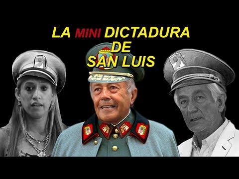 LA mini DICTADURA DE SAN LUIS: Así se manejan los Saa