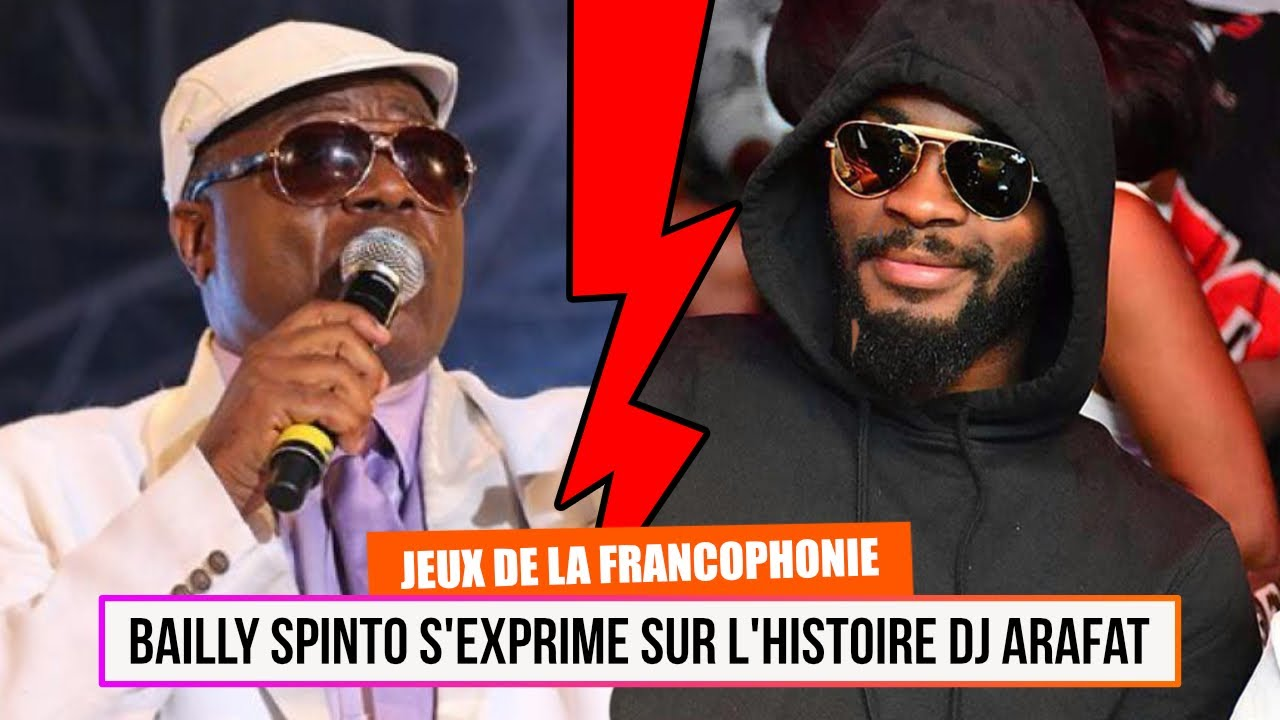 Bailly Spinto s'exprime sur l'histoire DJ Arafat et les Jeux de la francophonie