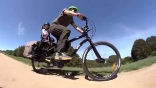 Boda Boda All-Terrain Cargo Bike