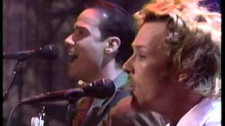 Stone Temple Pilots -Big Bang Baby - 3.26.96 - Letterman (HQ) Master VHS