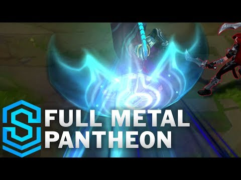 Full Metal Pantheon 2019 Skin Spotlight - League of Legends