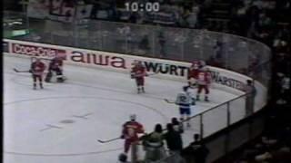 Suomi - Kanada, Milano 1994