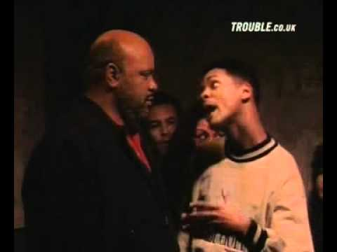 Will and Uncle Phil stuck in an elevator  Fresh Prince Of BelAir