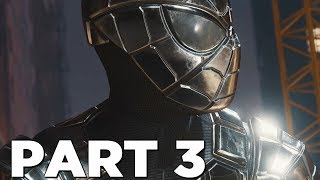 SPIDER-MAN PS4 TURF WARS DLC Walkthrough Gameplay Part 3 - YURI (Marvel's Spider-Man)