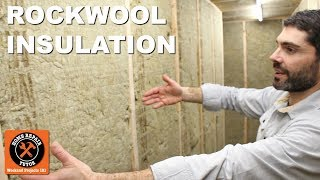 Rockwool Insulation (3 Reasons It's Awesome!)