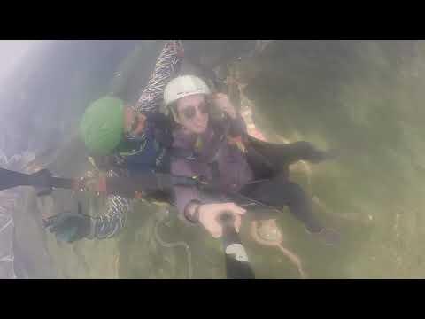 Paragliding Chichamocha Canyon