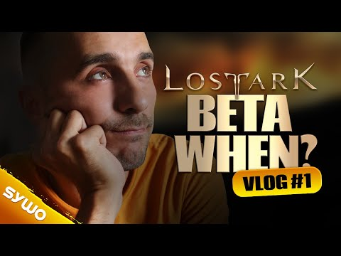 The Wait for Lost Ark&39;s BETA is Killing Me