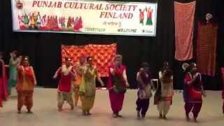 PCS Finland presents Vaisakhi Mela 2015 : Dhiyan Punjab Diyan Finland