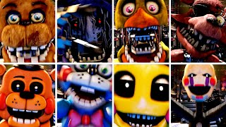 Ultimate Custom Night: Five Nights at Freddy's 2 Animatronics