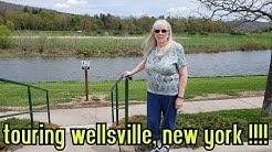 TOURING WELLSVILLE - NEW YORK