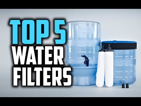 Best Water Filters in 2018 - Which Is The Best Water Filter? - 동영상