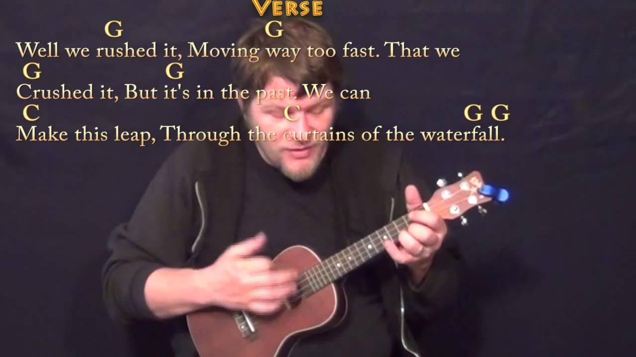 Geronimo Sheppard Ukulele Cover Lesson In G With Chordslyrics