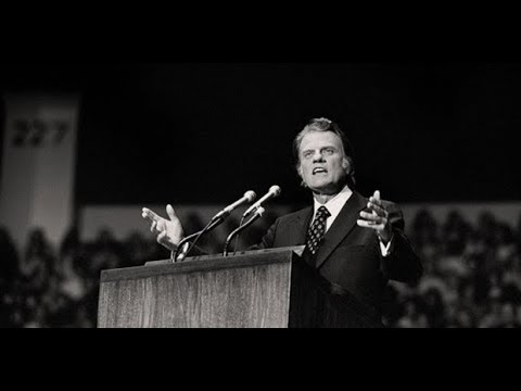 Three Major Prophecies About Billy Graham's Death