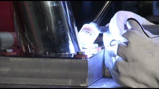 Tech Tip: Welding Stainless Steel For Marine Environments