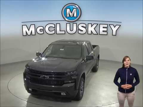 192945 - New, 2019, Chevrolet Silverado, 1500, RST, Test Drive, Review, For Sale -
