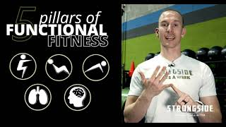The 5 Pillars Of Functional Fitness