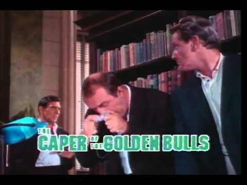 Caper Of The Golden Bulls  1967
