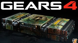 Gears of War 4 Gear Packs - Opening 30 AARON GRIFFIN WEAPONS PACKS!