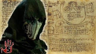 Top 5 Scariest Demonic Grimoire's