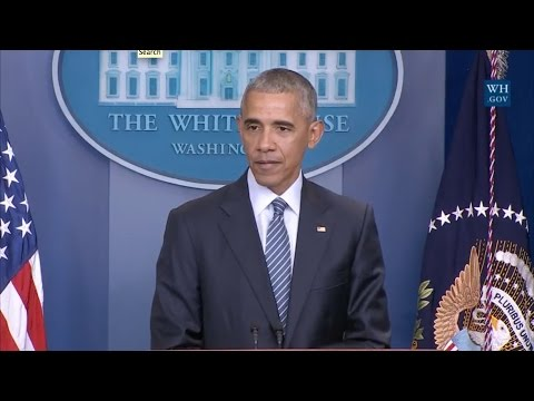 Press Quizzes Obama On Trump Election - Full News Conference
