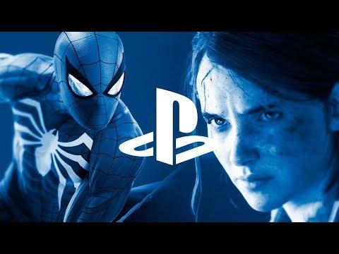 E3 2018 CONFERENCIA de SONY   PS4