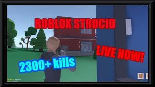 🔥*LIVE NOW*🔥 ROBLOX STRUCID STREAM | 3.3 KDR | 3000+ kills