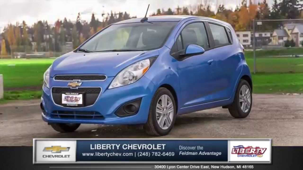 2015 Chevrolet Spark Review- Better Than New Honda Fit ...