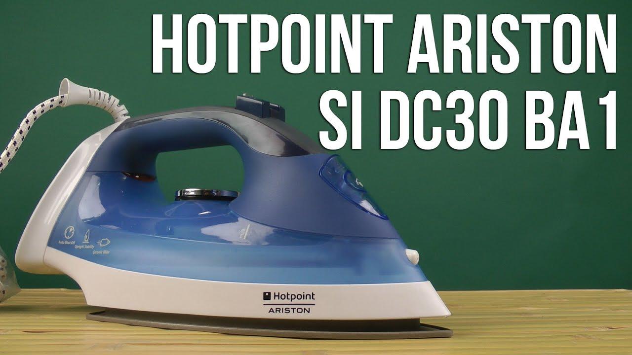 распаковка Hotpoint Ariston Si Dc30 Ba1