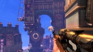 BioShock Infinite Gameplay (10-Minute Demo) *HD*