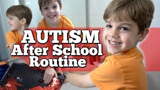 Video Autism After School Routine - Calm and Relaxing download MP3, 3GP, MP4, WEBM, AVI, FLV April 2018