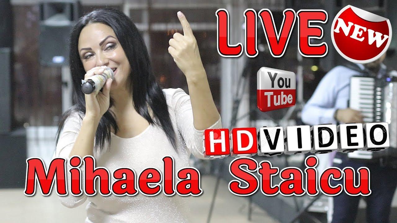 MIHAELA STAICU 2018 - CEL MAI NOU COLAJ VIDEO | MUZICA LAUTAREASCA DE ASCULTARE SI DE JOC LIVE 2018
