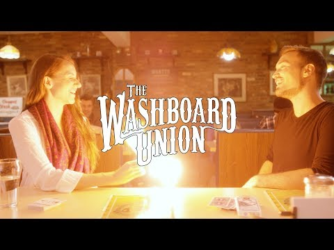 The Washboard Union - She Gets Me - Official Music Video