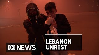 Rioting and violence in Lebanon persists after new Government elected | ABC News