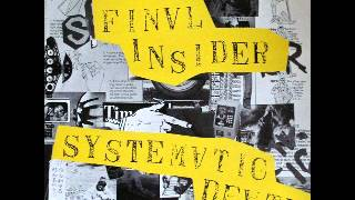 Systematic Death - Final Insider - Lucky Time (FULL ALBUM) 1987