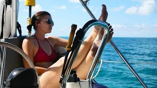 What's it  REALLY like to live on a boat? (2018) Sailing Ruby Rose Ep.52