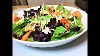 Изумительный Салат СЕКРЕТЫ МОЛОДОСТИ. Если Вы желаете быть энергичным и бодрым - этот салат для Вас!