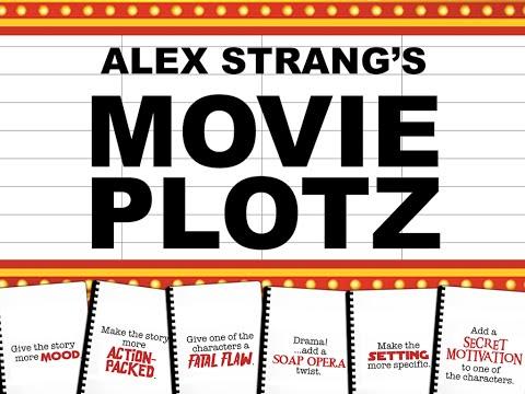 Movie Plotz | Board Game | BoardGameGeek
