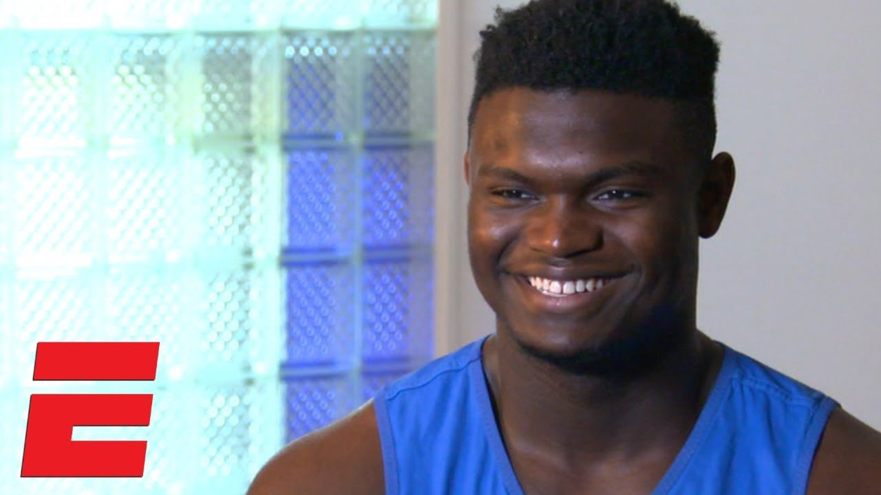 Zion Williamson on Duke, Coach K relationship, recruitment ...