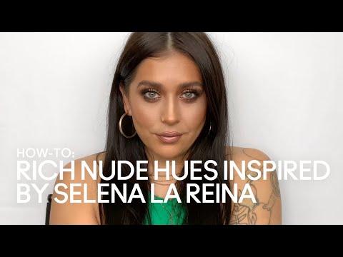 HOW TO: Rich Nude Hues Inspired by Selena La Reina | MAC Cosmetics