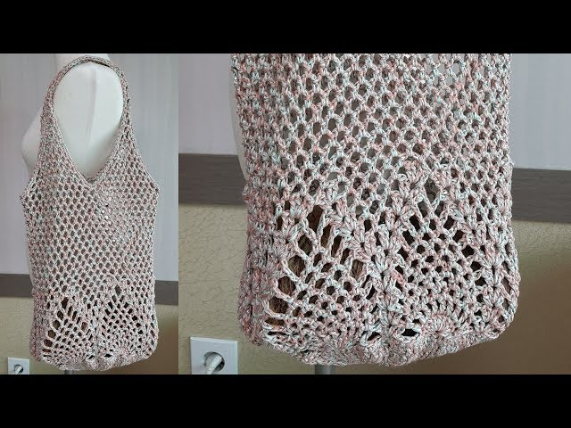 ??? ?????? ????( ???)-crochet net bag