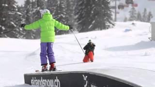 Lenzerheide 7/2/12 Session Ski