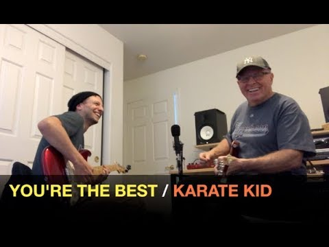 Joe Esposito & Mat Franco  Youre The Best  2018  Karate Kid Theme