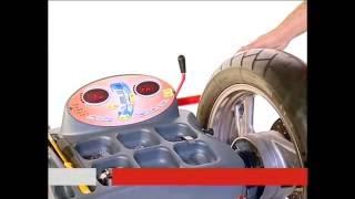 Equilibradora de moto B202