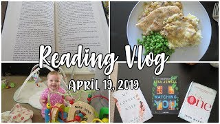 Reading Vlog | April 19, 2019