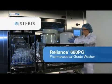 Glassware Washers & Glassware Dryers| STERIS Life Sciences