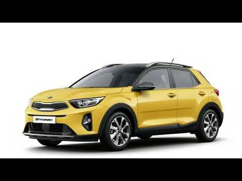 [NEW] 2018 Kia Stonic interior exterior review