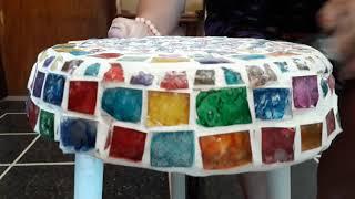 Manualidades con cemento (parte 2) #GracielaHerman